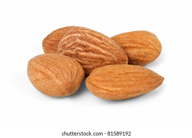 Close-up of Almond Kernel Group