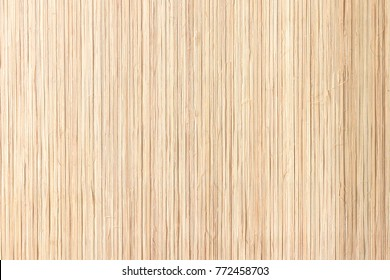 Closeup bamboo counter table texture background