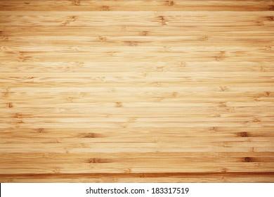 Closeup of bamboo wood background