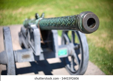 Cannon Barrel Images, Stock Photos & Vectors | Shutterstock