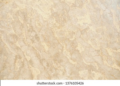 Closeup of beautiful stone texture wall in light warm golden tone for rough surface and modern background, interior and marble decoration. Cool banner on page, cover, and website.