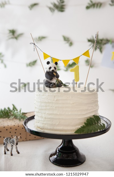 Strange Closeup Beautiful White Birthday Cake Festive Stock Photo Edit Birthday Cards Printable Trancafe Filternl