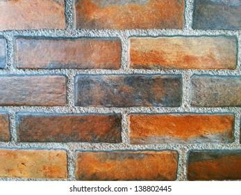 close-up Brick Background