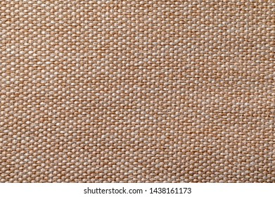 Close-up brown textile texture high resolution