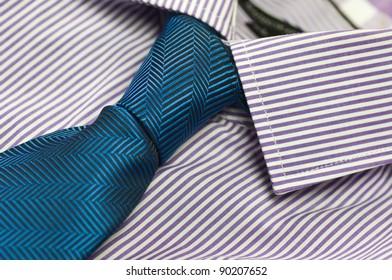 Closeup Business shirt