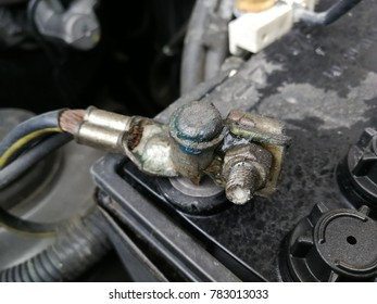 Car Battery Corrosion Images Stock Photos Vectors Shutterstock