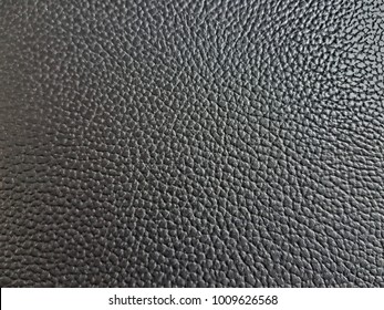 Closeup of car seat for texture background