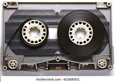 Close-up of cassette. When removing the fame cassette, you will find the details.