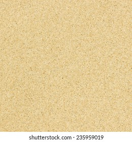 Close-up of coarse sand grains background