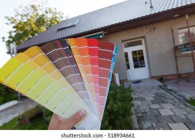 House Exterior Paint Images, Stock Photos & Vectors | Shutterstock