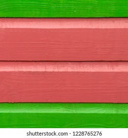 Close-Up of Colourful Shed, Littlehampton, West Sussex, UK