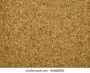 closeup corkboard texture background