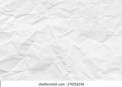 closeup to creased  paper texture background