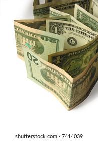 close-up of dollars 2