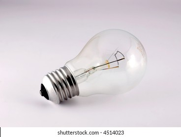 Close-up of Electric bulb