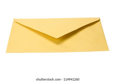 Close-up of an envelope
