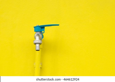 Dripping Outside Spigot Water Images, Stock Photos & Vectors