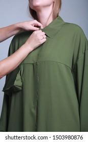 High Dressmaking Images Stock Photos Vectors Shutterstock