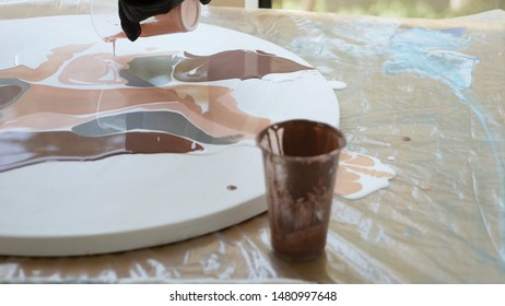 Acrylic Pour Images, Stock Photos & Vectors | Shutterstock
