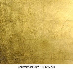 close-up gold background