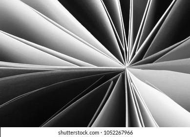 closeup of grey paper texture