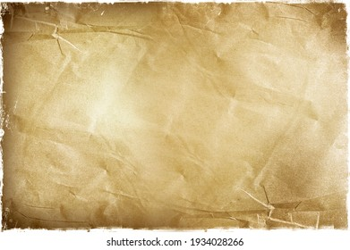 Close-up of grunge lined paper background