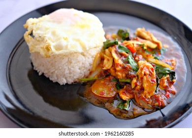 Close-up Image of Asian style food concept
