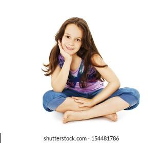 Little teen cute nn speaking, opinion