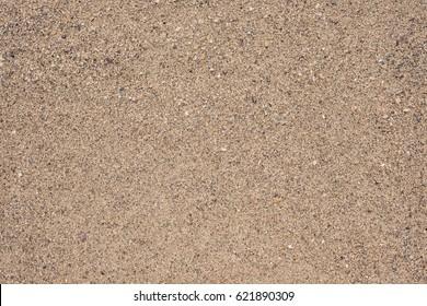 Closeup image of sand