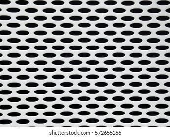 Closeup iron texture background