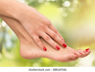 Closeup, isolated, hands.