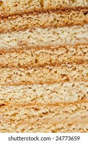 closeup macro vertical cake background