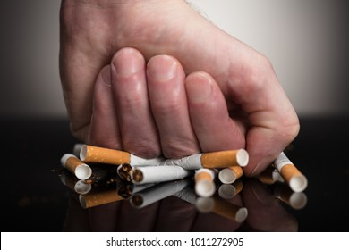 Image result for crush a cigarette