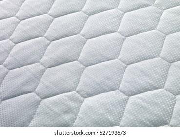 closeup matress detail