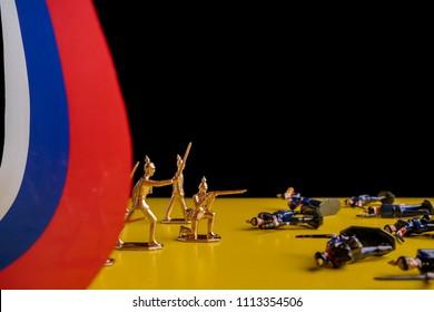 Miniature Soldier Images, Stock Photos & Vectors | Shutterstock
