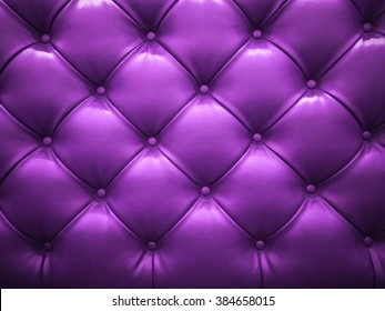 Closeup of Natural Purple leather texture with in the shadow