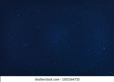 Closeup night blue starry sky - Shutterstock ID 1501564733