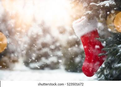 Closeup on Christmas tree decoration,Christmas decoration.