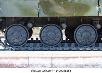 Caterpillar Wheel Images, Stock Photos & Vectors | Shutterstock