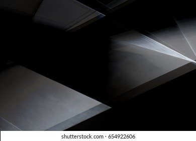 Close-up photo of steel panel surface. Metal texture. Grunge abstract background on the subject of architecture, industry or engineering.