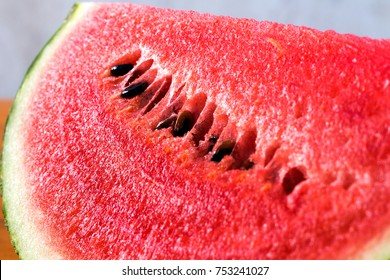 Close-up photos of watermelons