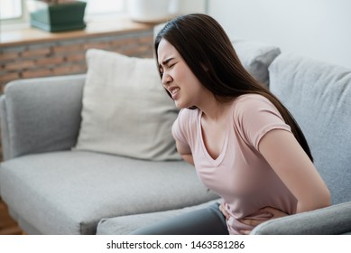 Closeup picture of a woman with 