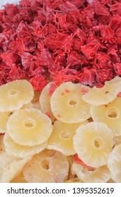 Edible Hibiscus Images Stock Photos Vectors Shutterstock