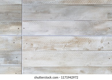 Closeup of porcelain floor tiles with wood plank floorboard effect texture/pattern
