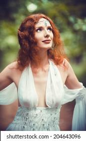 Innocent cute redhead elf photos 535