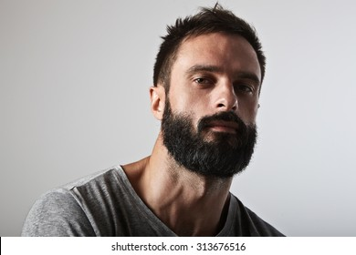 Sexy Bearded Man Happy Birthday