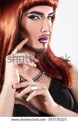 Lesbisk sex shemale