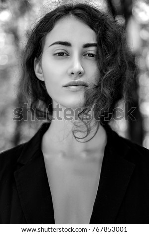 Jewish looking girl