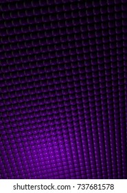 Close-up of a purple pattern