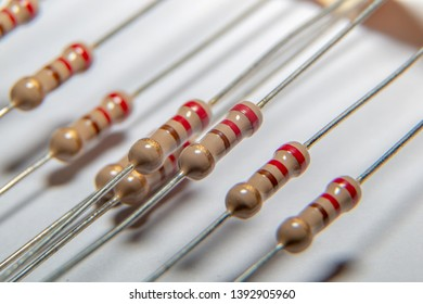 closeup resistor,  used for wallpaper, used as illustrated book,